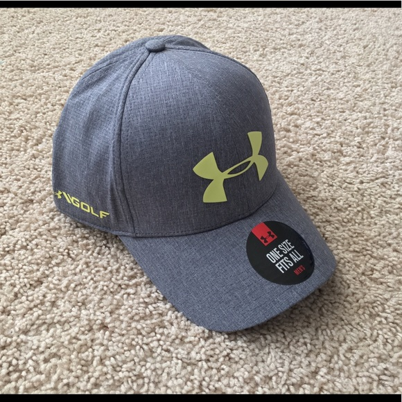 2f9df8f14a7 NEW Under Armour Driver 2.0 Golf Cap Hat